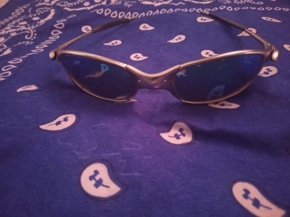 Óculos oakley juliet primeira linha (lentes originais) - Foto 3