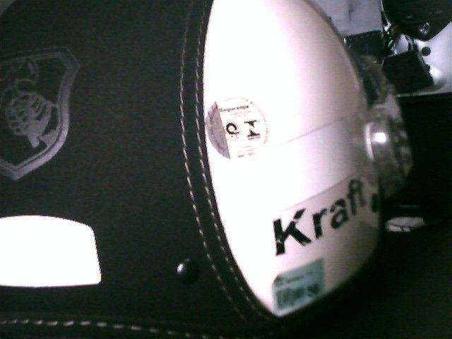 Capacete Kraft Aberto Com Óculos Interno Nº 56 ao 58  Praticamente sem Uso - Foto 3