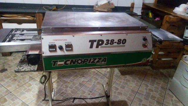 Vendo equipamento completo para pizzaria - Foto 3