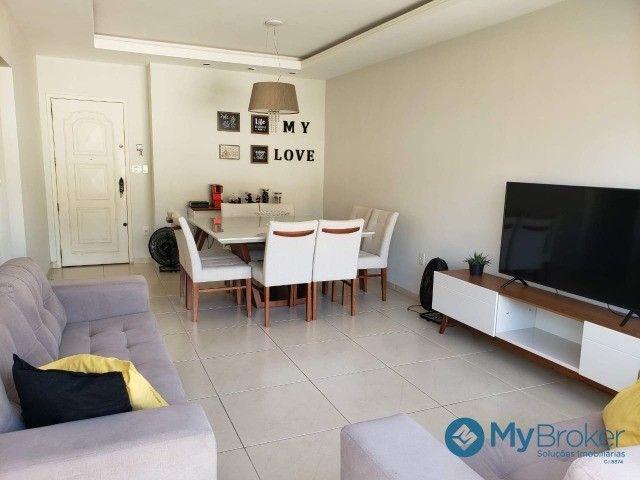 Apartamento, 04 Quartos, 03 Banheiros, Jardim Amália II, Reformado - Foto 2