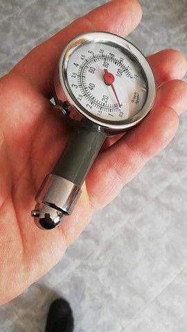 Medidor de Pressão de Pneus Para Carro/moto/bicicleta - Foto 4