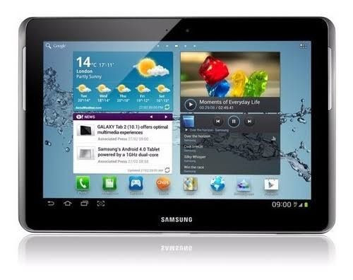 Samsung tablet gt p5100