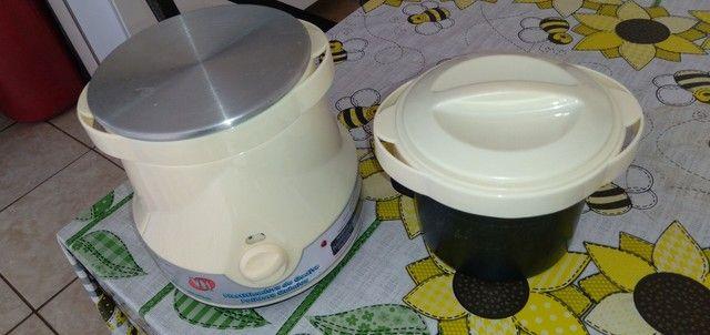 Plastificadora Godiva e Polidora Química Com pouco tempo de uso . - Foto 2