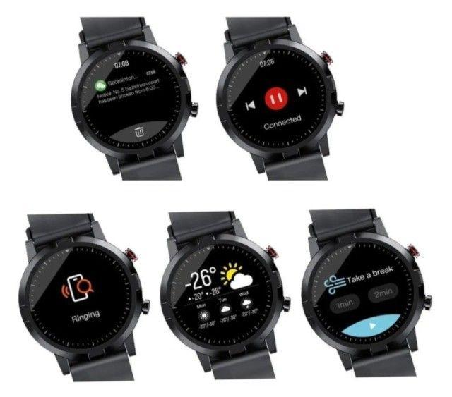 Relogio Smartwatch Xiaomi Haylou Rt Ls05s Relógio Inteligente-global - Foto 4