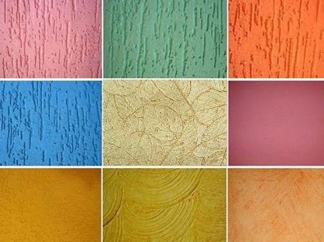 Grafiato Textura Projetada