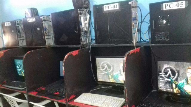 PCs de Lan house