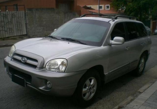 Attractive Hyundai Santa Fe