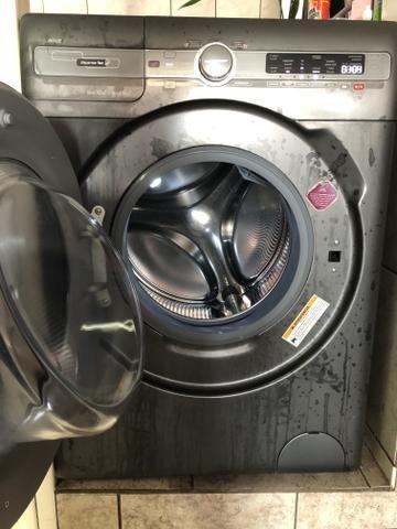 Lava e seca Brastemp BNS10 com defeito