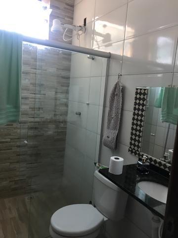 Oportunidade: Casa de 3 qts, suíte, laje em Condomínio fechado toda novinha - Foto 7