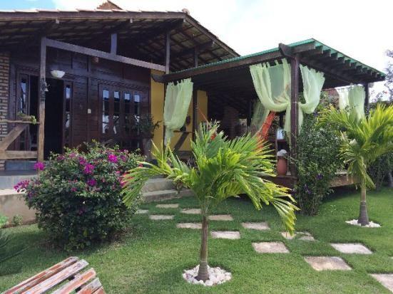 Chalé de Charme em Bananeiras no Cond. Aguas Serra Haras e Golfe