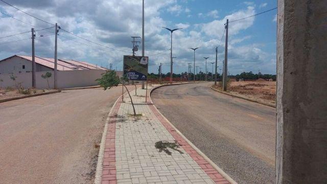 Lotes Maracanaú com entrada facilitada e pronto pra construir