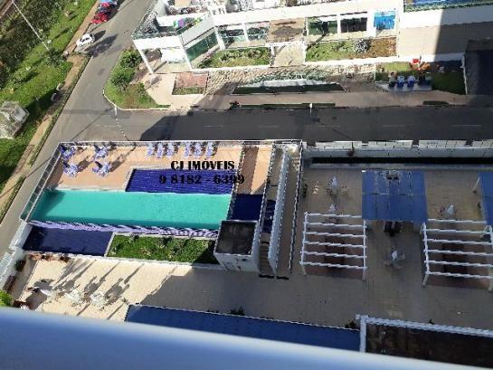 1 Qto Águas Claras - Imóvel Novo - Facilidade de Financiamento - Perto Metro e Parque