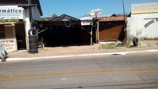 Casa principal aviario com ponto comercial 68 999796267