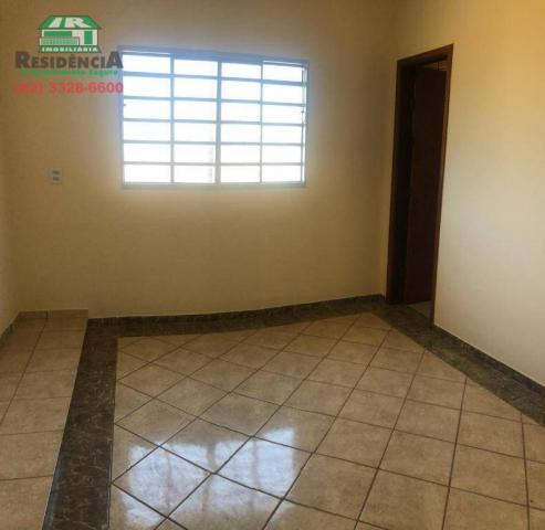 Chácara com 2 dormitórios para alugar, 4000 m² por R$ 2.500/mês - Chácaras Americanas - An - Foto 15