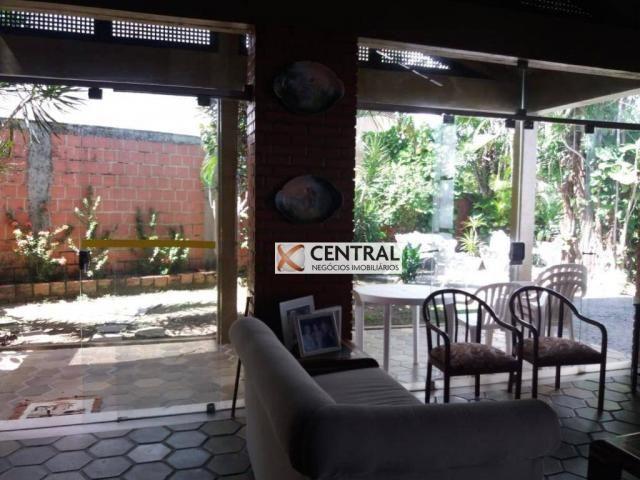 Casa com 3 dormitórios para alugar, 280 m² por R$ 10.000/mês - Jardim Apipema - Salvador/B - Foto 13
