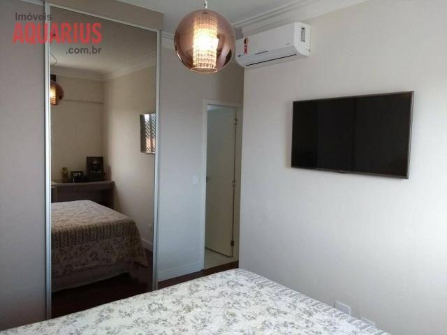 Apartamento com 2 dormitórios à venda, 75 m² por R$ 446.900 - Jardim das Indústrias - São  - Foto 9