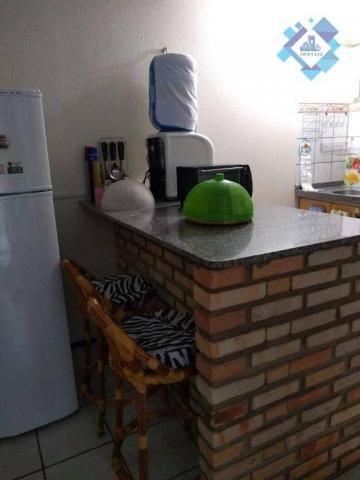 Apartamento com 1 dormitório à venda, 38 m² por R$ 220.000 - Porto das Dunas - Aquiraz/CE - Foto 12
