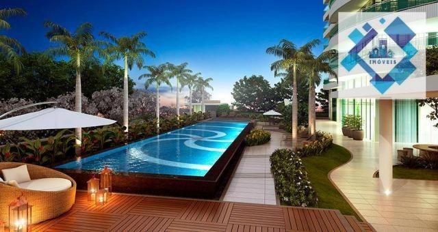 Apartamento residencial à venda, Meireles, Fortaleza. - Foto 9