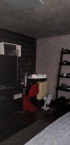 Apartamento com 3 dormitórios para alugar, 120 m² por R$ 2.000,00/mês - Caminho das Árvore - Foto 8