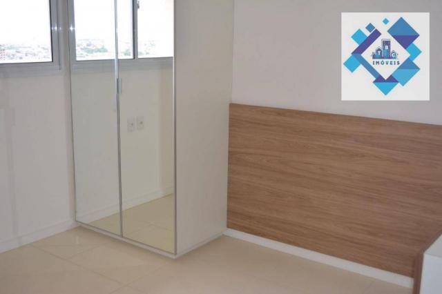 Apartamento projetado, para morar no bairro de Fátima. - Foto 20