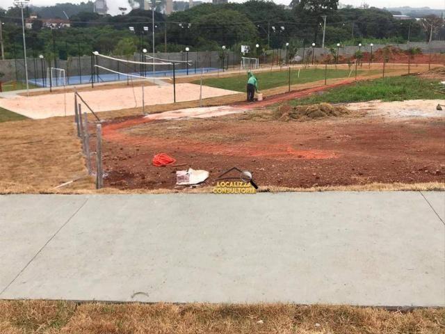 Terreno à venda no condomínio Pau Brasil por R$ 340.000 - Carioba - Americana/SP - Foto 13