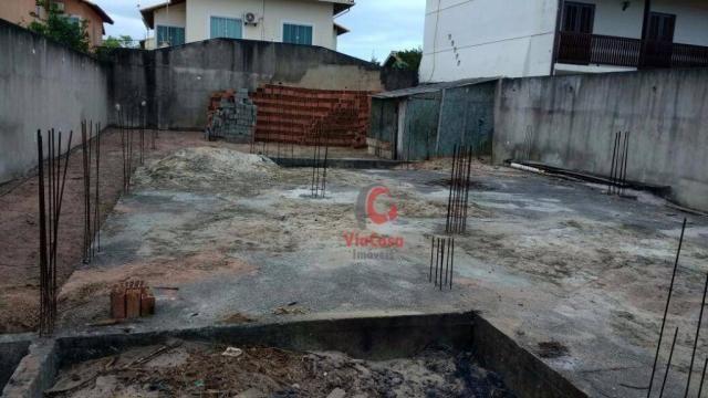 Terreno residencial à venda, Praia Mar, Rio das Ostras.