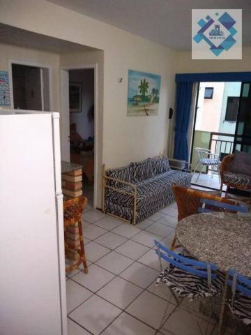 Apartamento com 1 dormitório à venda, 38 m² por R$ 220.000 - Porto das Dunas - Aquiraz/CE - Foto 10