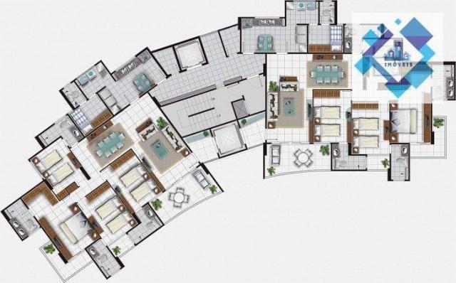 Apartamentos 150m² no Meireles. - Foto 9