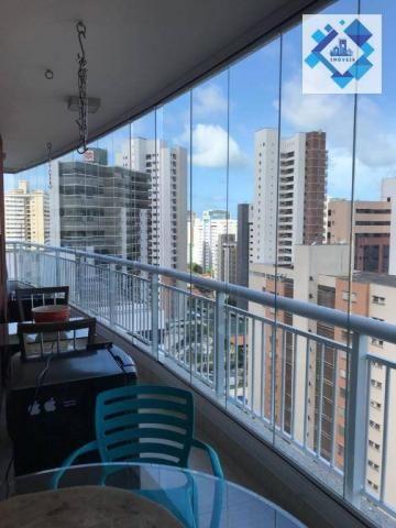 Apartamento 80m² no bairro do Cocó. - Foto 15