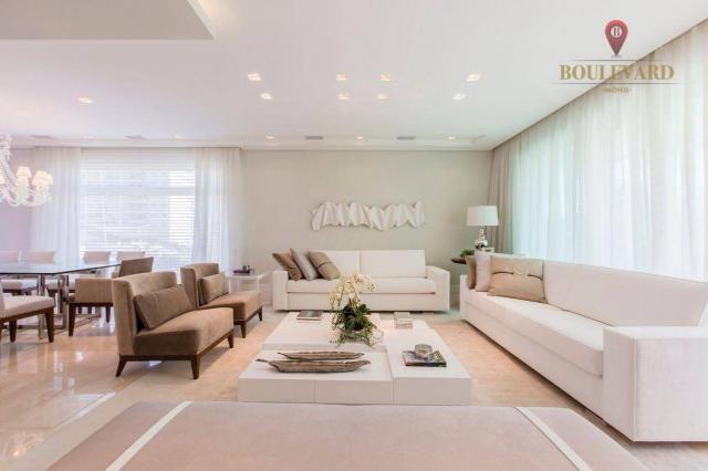 Apartamento 1 por Andar 4 Suites no Ecoville - Foto 11