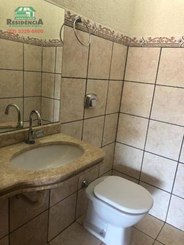 Chácara com 2 dormitórios para alugar, 4000 m² por R$ 2.500/mês - Chácaras Americanas - An - Foto 11