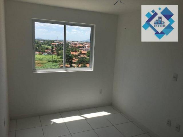 Apartamentos com 56,14 m² - Maraponga. - Foto 7