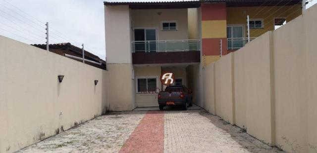 Casa com 4 dormitórios à venda, 165 m² por R$ 350.000,00 - Lagoa Redonda - Fortaleza/CE