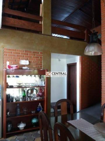 Casa com 3 dormitórios para alugar, 280 m² por R$ 10.000/mês - Jardim Apipema - Salvador/B - Foto 12
