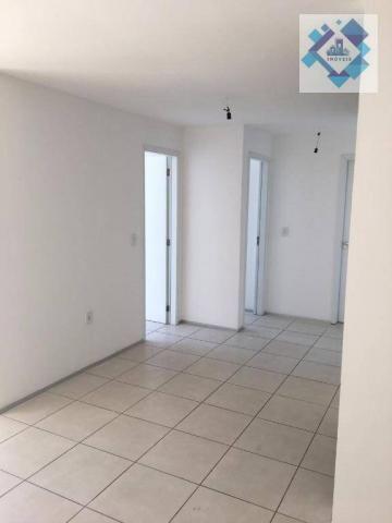 Apartamento com 3 dormitórios à venda, 60 m² por R$ 250.000 - Passaré - Fortaleza/CE - Foto 17