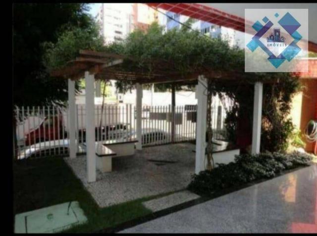 Apartamento com 3 dormitórios à venda, 65 m² por R$ 360.000 - Meireles - Fortaleza/CE - Foto 7