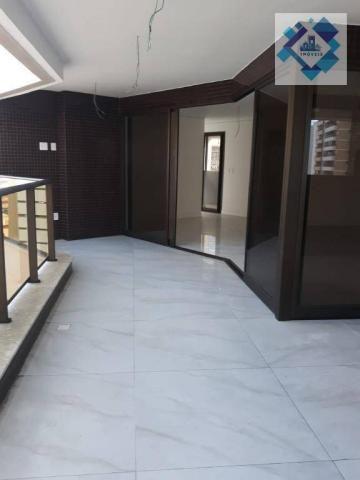 Apartamento com 4 dormitórios à venda, 235 m² por R$ 2.000.000 - Meireles - Fortaleza/CE - Foto 10