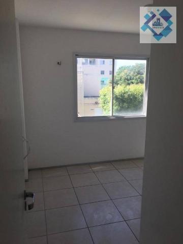 Apartamento com 3 dormitórios à venda, 60 m² por R$ 250.000 - Passaré - Fortaleza/CE - Foto 10