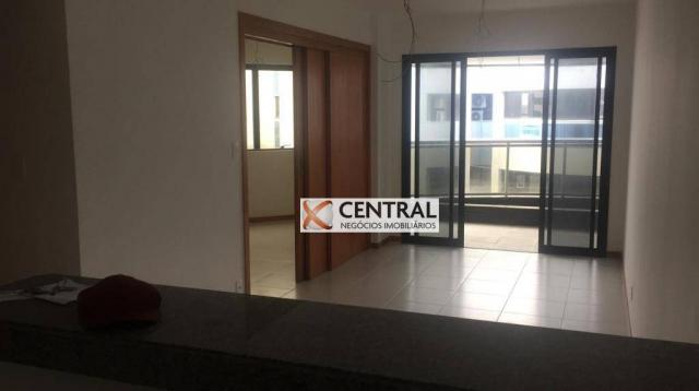 Apartamento com 1 dormitório para alugar, 35 m² por R$ 2.400,00/mês - Caminho das Árvores
