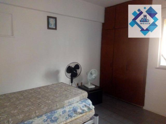 Apartamento, sul nascente, 6 m² na Aldeota. - Foto 7
