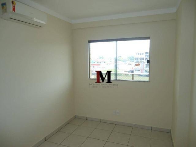 Alugamos apartamento com 3 quartos sendo 1 com armarios - Foto 11
