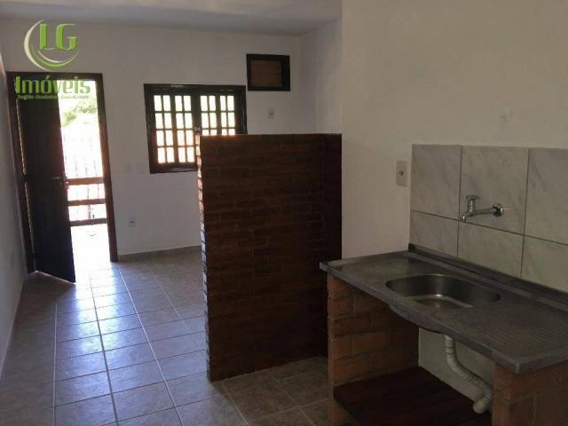 Kitnet residencial para locação, Engenho do Mato, Niterói. - Foto 15