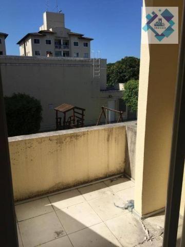 Apartamento com 3 dormitórios à venda, 60 m² por R$ 250.000 - Passaré - Fortaleza/CE - Foto 5