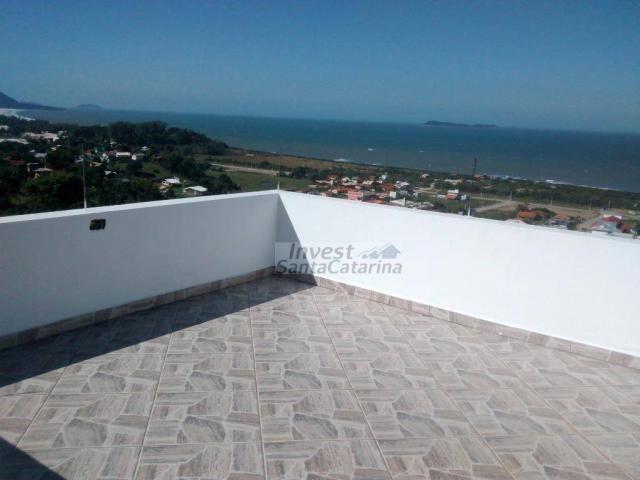 Excelente residencia em praia da Gamboa com vista espetacular, ótima construção, casa nova - Foto 16
