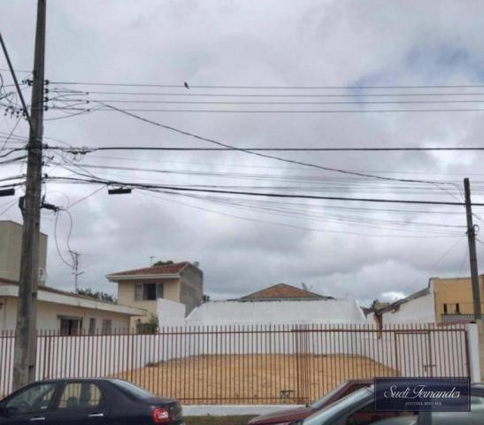 oportunidade para construtores: excelente terreno ideal para prédio - Foto 2