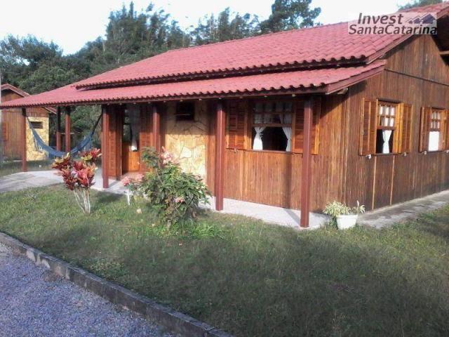 Linda pousada em Garopaba,  6 casas de 1 e 2 dormitórios, área de 12.000 m², arborizada. - Foto 8