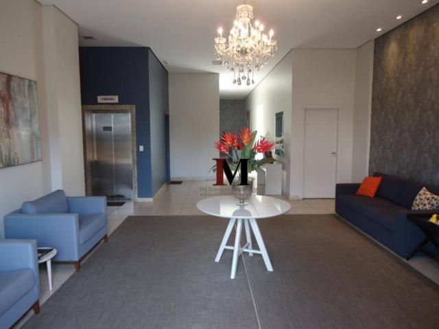 Alugamos apartamento com 3 quartos sendo 1 com armarios - Foto 4