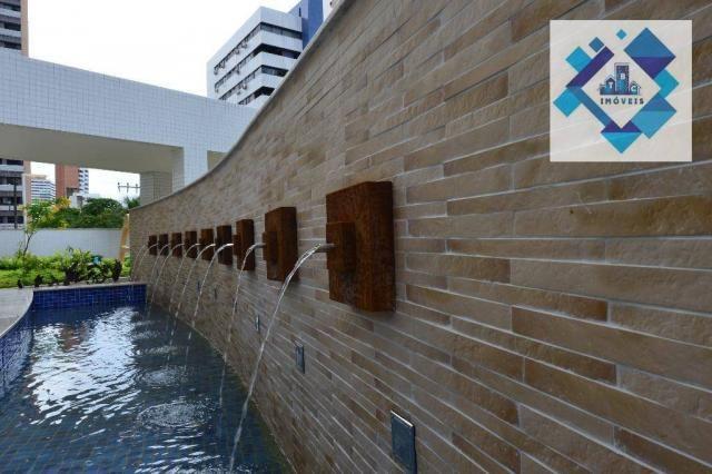 Apartamento alto padrão, 226m² com 4 suítes no Bairro do Meireles. - Foto 16