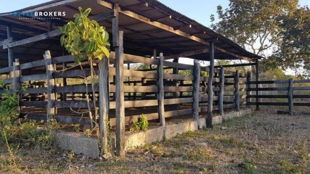 Sítio no Município de Alto Paraguai à venda, 320000 m² por R$ 815.000 - Zona Rural - Cuiab