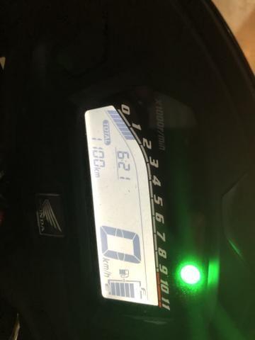 Vendo Fan 160 18/19 com rodas de Liga leve - Foto 2